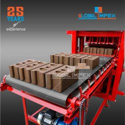 Soil Interlock Brick Making Machine