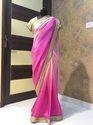 Engagement Wear Silk Saree