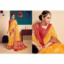 Rachna Cotton Sajili Catalog Saree Set for Woman 5