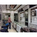 Optical Showroom Interior Designing Service