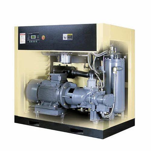 Industrial Screw Air Compressor Rental in Chovisawadi, Pune