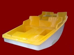4 Seater Paddle Boat