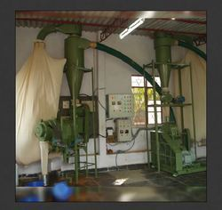 Chilli Grinding Plant