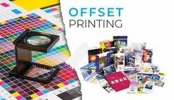 Paper Multicolour Offset Printing