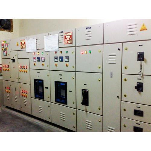 Steel And PVC Electrical Panel Room, Rs 56800 /piece, SDR ...