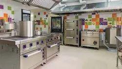 Kitchen Setup for Small Restaurant Commercial