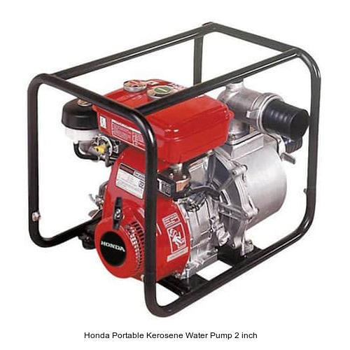 Honda 2 Inch Portable Kerosene Water Pump Model Wsk 2020 Id