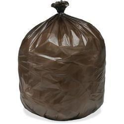 Gusseted Garbage Bags