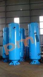 Mild Steel Air Receiver Tank, Volume/Capacity: Minimum 250 Ltr