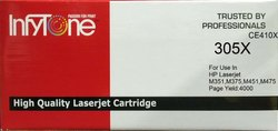 305X (CE410X) Compatible Toner Cartridge For HP Printers