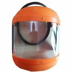 Round Face Shield