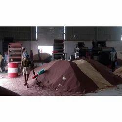Garnet Sand Blasting