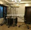 6 Station Multi Gym