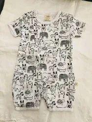 Unisex Cotton Baby Rombers