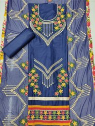 Fancy Designer Cotton Suits