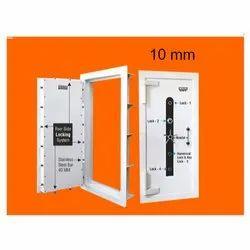 10mm Strong Room Door