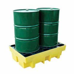 Spill Pallet for 2 x 205ltr drums - (BP2)