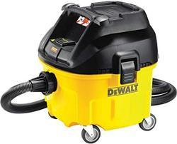 Vacuum Cleaner 30ltr, Wet/Dry , DWV901L DEWALT
