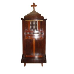 Wooden Confirmation Stands