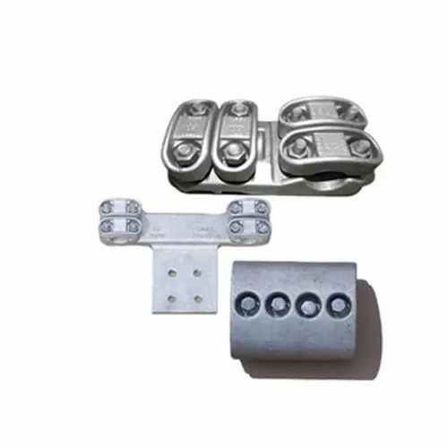 Aluminum Motor Frames Switch Handles Casting for Industrial
