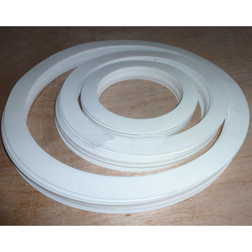 Reinforced PTFE Ring