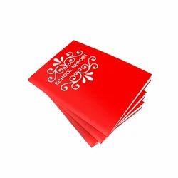 School Report Book