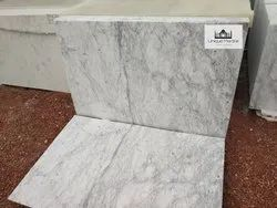 Indian Calacutta White Marble