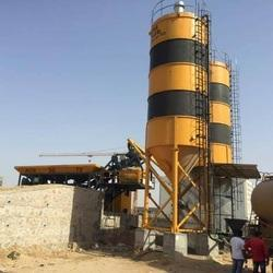 Twin Shaft Batching & Mixing Plant