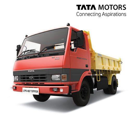 TATA LPK 407 BS IV Tipper Truck - Tata Motors Limited - LCV Division