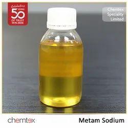 Disease Control Liquid Metam Sodium, Packaging Type: Bottle