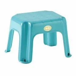Anuj Plastic Bathroom Stool