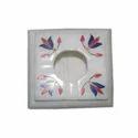 White Marble Semi Precious Ashtray