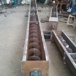 U Trough Screw Conveyor