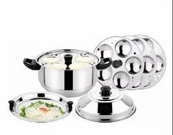 20 Idli Pot with steamer Plate