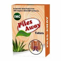 IMC Piles Away Tablet, Packaging Type: Box