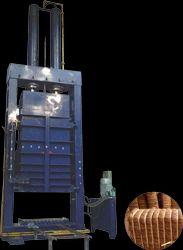 Coir & Cotton Baling Machine