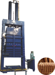 Merrit Coir & Cotton Baling Machine