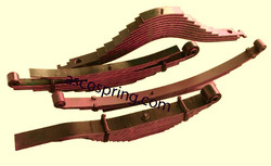 Industrial Leaf Springs