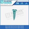 Cortex Screw (Cross Head - Titanium)