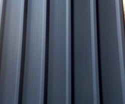 UPVC Grey Colour Traford Profile Roofing Sheet