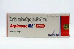Arpimune Me 50Mg Capsules