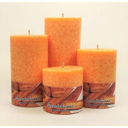 Sandalwood Candles