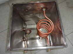 MMFT SS CO2 Gas Water Heater, Capacity: 50-100 Litres