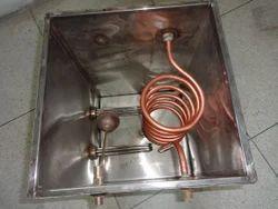 SS CO2 Gas Water Heater