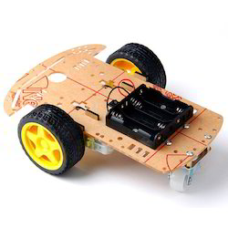 2WD Smart Motor Robot Car Chassis Kit