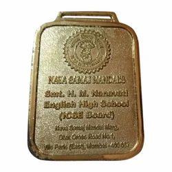 Promotional Brass Medal
