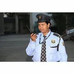 Unarmed Women Security Guard Service