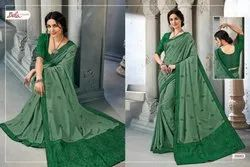 Bela Launch Senorita Silk Embroidered Sarees