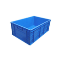 Plastic Blue Crates