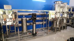 Packaged Drinking Water Plant ISI 6000 LPH
